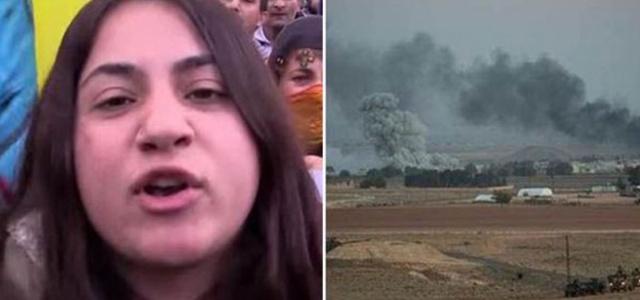 Kobani'de ortaya çıktı!