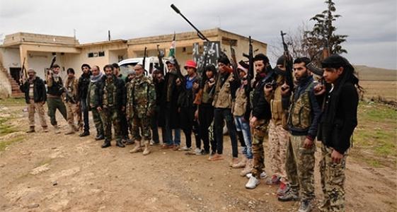 'Kobani'de savaşmak bizim için onurdur'