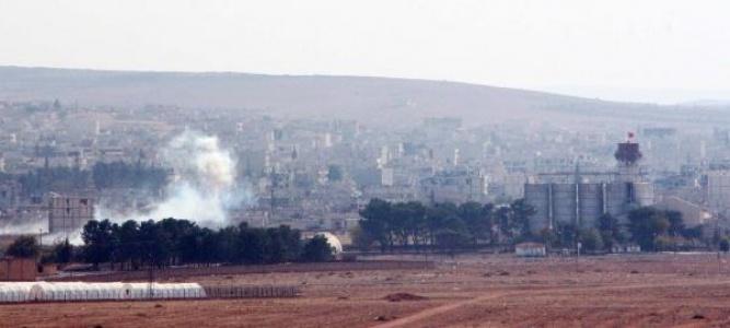 Kobani'de sokak savaşı sürüyor