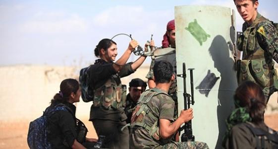 Kobani'de son gelişme