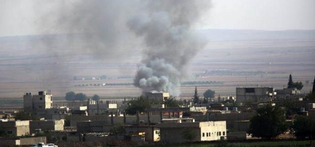 Kobani'deki çatışmalar 49. gününde