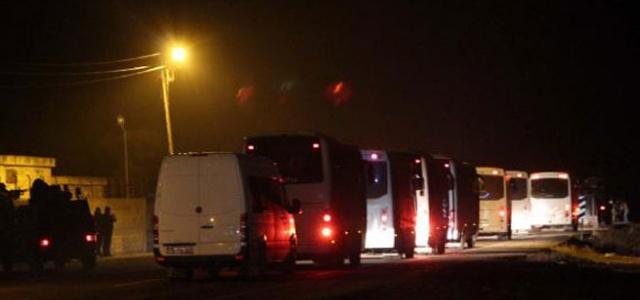 Kobani'ye geçtiler!