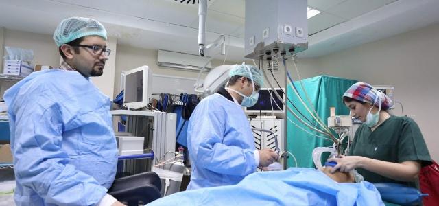 Laparoskopi ile çifte ameliyat