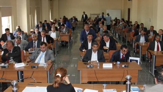 Meclis toplantısında flaş karar