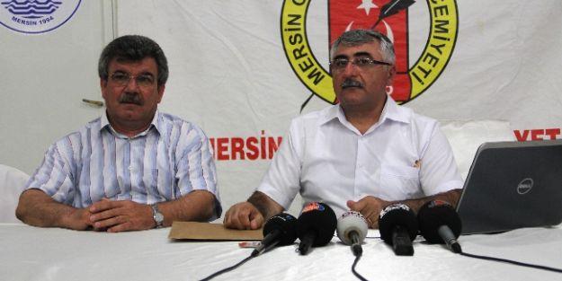 Mersin İl Genel Meclisi Çevre Düzeni Planının Aceleye Getirilmemesini İstedi