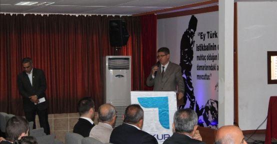 Mersin İşkur'dan Lise Öğrencilerine Meslek Tanıtımı