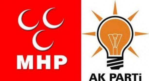 MHP'den AK Partiye davet