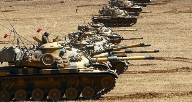 Namlular Suriye'ye döndü