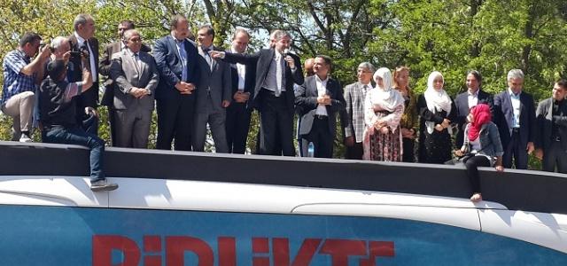 Nebati: Urfa'da muhalefetin sesi çıkmıyor