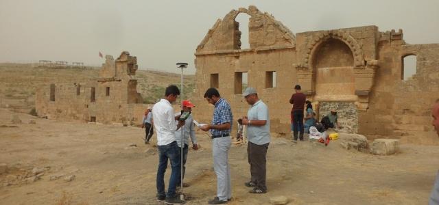 Nihayet Harran'da kazılar başladı..