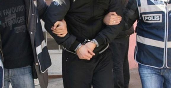 O operasyonda 8 tutuklama çıktı