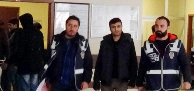 O polisler Urfa'ya getirildi