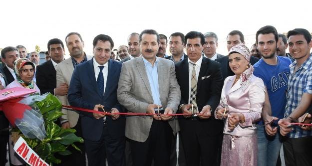 Urfa'da muhteşem tesis açıldı...