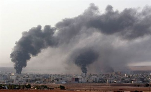 ÖSO ve YPG birlikte savaşıyor