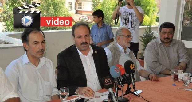 Özcan'dan flaş terör açıklaması..