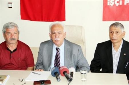 Perinçek ' ten PKK'ya çağrı...