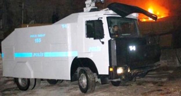 Polise PKK Saldırısı:2 şehit