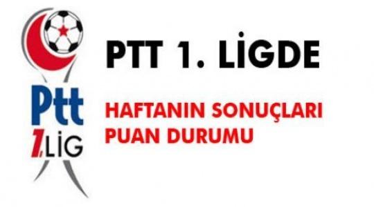 PTT 1. Lig'de haftanın en kârlı takımı