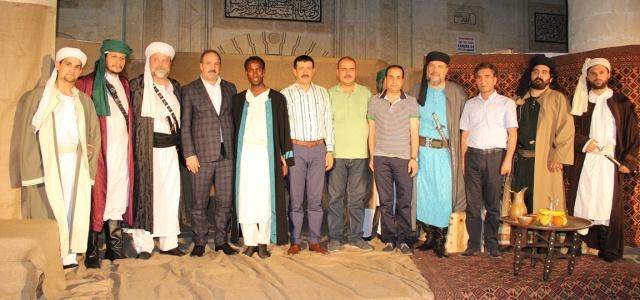 Ramazan Sokağı etkinlikleri Sabır Makamında devam etti