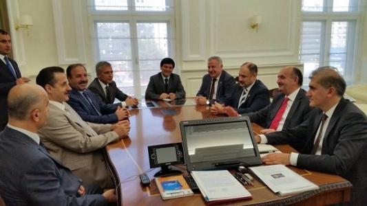 Sağlık Bakanı'ndan Urfa'ya müjde
