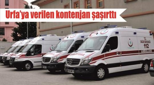 Sağlık Bakanlığı ambulans şoförü alacak