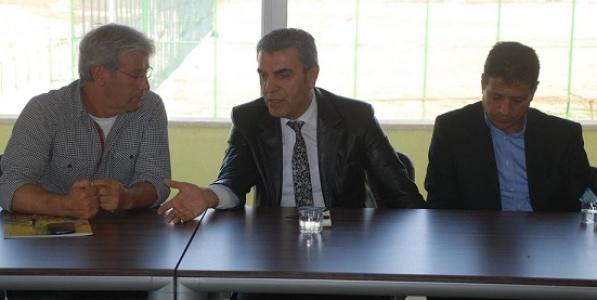 Şanlıurfaspor'da flaş değişiklik