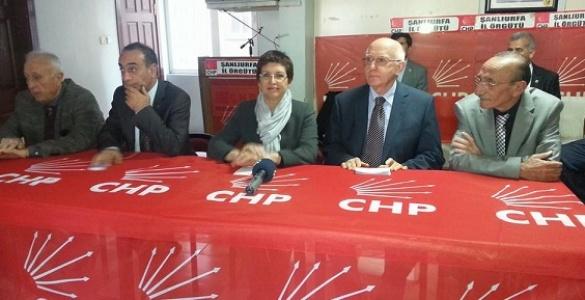 Sarı, Urfa'da AK Parti'ye yüklendi