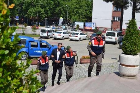 Sınırda kaçakçılık operasyonu