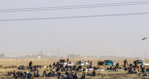 Sınırda Kürt devleti kuruluyor