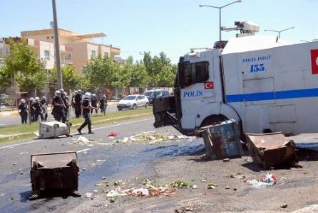 Siverek'te 14 kişi gözaltına alındı