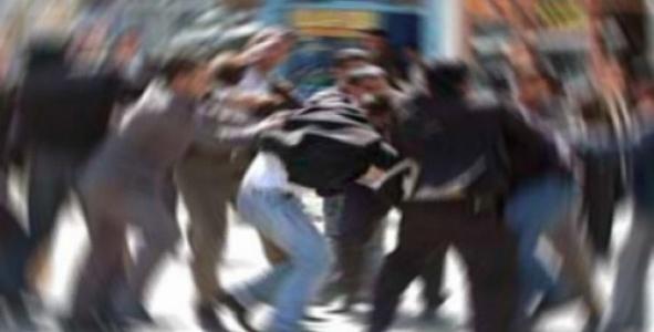 Siverek'te arazi için kavga çıktı