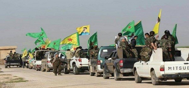 Son Dakika; PYD Tel Abyad'a girdi