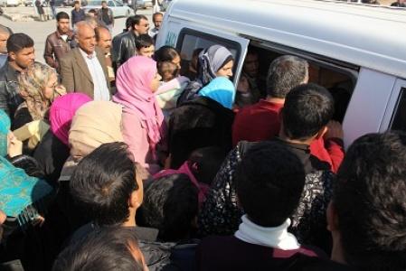 Suriye sınırı geçişlere kapatıldı