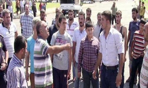 'Suriyeli İşçi' Gerginliği