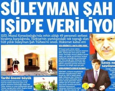 Taraf Gazetesi'nden şok iddia