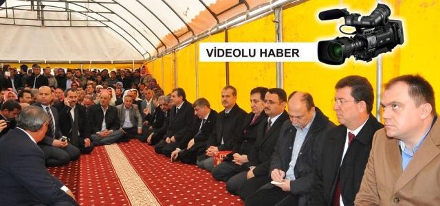 MECLİS TARIM İŞÇİLERİ İÇİN URFA'DA