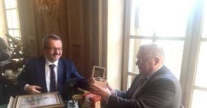 Çayın İki Devi Rusya'da Buluştu