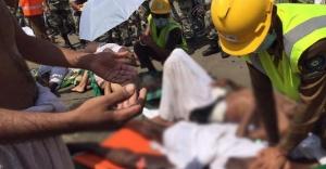 Hac'da Facia: Yüzlerce ölü var