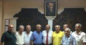 Milletvekili Çakırözer'den Emekli Subay Ve Astsubaylara Ziyaret