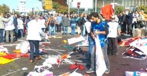 Ankara'daki patlamayla ilgili flaş gelişme...