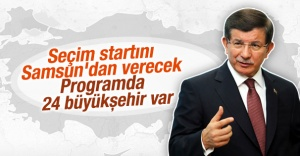 Davutoğlu'nun Urfa'daki miting tarihi belli oldu
