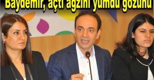 HDP, Urfada seçim startını verdi