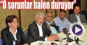 Melik, AKP#039;ye veryansın etti!