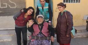 91 Yaşındaki Zeliha nine kime dua etti?