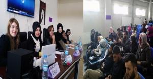 Hilvan'da, Kadına Yönelik Şiddetle Mücadele Paneli