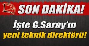 İşte Galatasaray'ın yeni hocası...