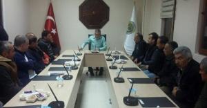 Pazaryeri Esnafından Başkan Bozkurt'a Teşekkür Ziyareti