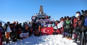 Sarıkamış'a Urfa'dan destek…