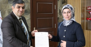 250 Kursiyere sertifikaları dağıtıldı