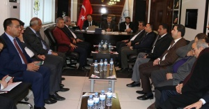 Ak başkanlar, Akçakale'de toplandı